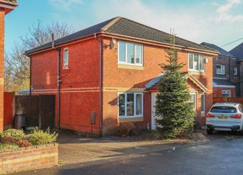 Thumbnail 3 bed semi-detached house for sale in Wood Edge Close, Bolton