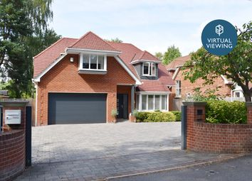 Thumbnail 4 bed detached house for sale in Ashley Drive West, Ashley Heath, Ringwood