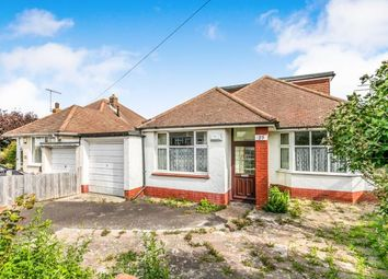 Thumbnail 3 bedroom bungalow for sale in Seaside Road, Lancing, West Sussex