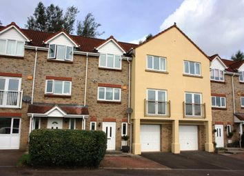 Thumbnail 3 bed town house for sale in Claremont Field, Ottery St. Mary