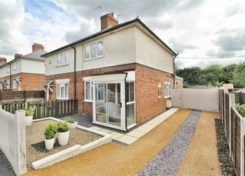 Thumbnail 3 bedroom semi-detached house for sale in Stanton Avenue, Bradville, Milton Keynes