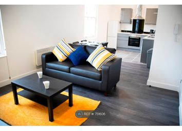 Thumbnail 2 bed flat to rent in Sherwood Rise, Nottingham
