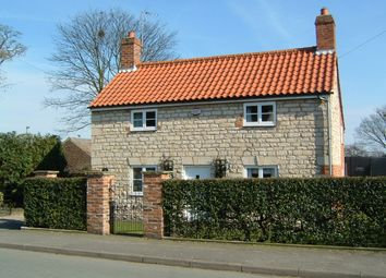 Thumbnail 3 bed cottage to rent in East Street, Hibaldstow