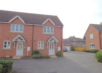 Thumbnail 2 bed end terrace house for sale in Harrow Place, Leicester, Leicestershire