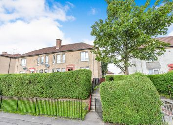 Thumbnail 2 bed flat for sale in Barmulloch Road, Balornock, Glasgow