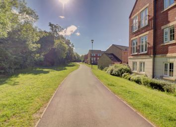 Thumbnail 2 bed flat for sale in Knole Close, Swindon