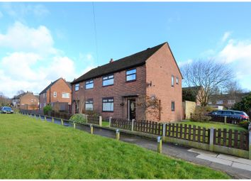 Thumbnail 3 bed semi-detached house for sale in Balmoral Drive, Leigh