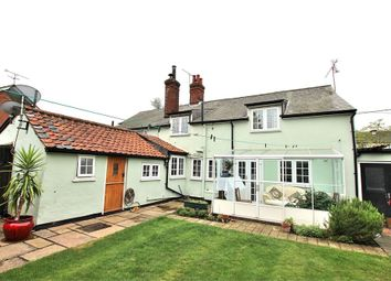 Thumbnail 4 bed semi-detached house for sale in Barnston, Dunmow, Essex