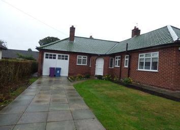 Thumbnail 3 bed bungalow to rent in Darley Drive, Liverpool