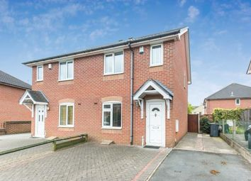 Thumbnail 2 bed semi-detached house for sale in Abingdon Road, Erdington, Birmingham, West Midlands