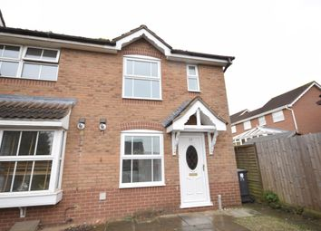 Thumbnail 2 bed end terrace house to rent in Lacock Drive, Barrs Court, Bristol