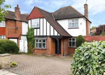 Thumbnail 4 bed property for sale in Greenway, Southgate, London