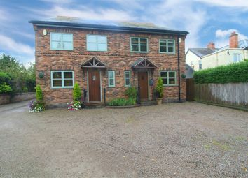 Thumbnail 3 bed semi-detached house to rent in Main Street, Leire, Lutterworth