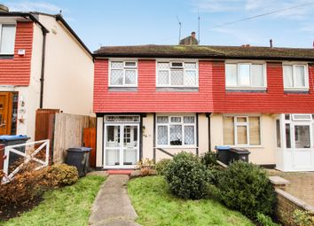 Thumbnail 3 bed end terrace house for sale in Hazelbank, Surbiton, Surrey