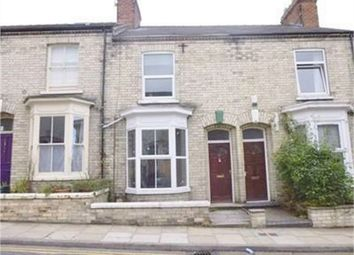 Thumbnail 2 bedroom town house to rent in Scott Street, Scarcroft Road, York