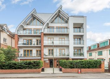 Thumbnail 2 bed flat for sale in Pyrford Road, Pyrford, Woking