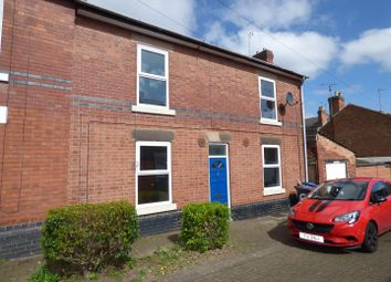 Thumbnail 2 bedroom end terrace house to rent in Olive Street, Derby