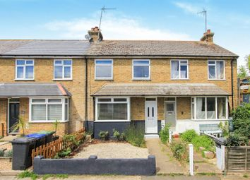 Thumbnail 2 bed terraced house for sale in Hamilton Road, Whitstable