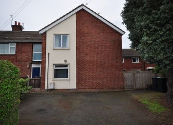 Thumbnail 3 bed flat to rent in Newhall Road, Upton, Chester