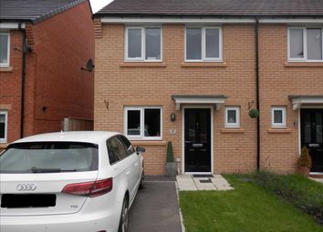 Thumbnail 2 bed semi-detached house to rent in Ashgill Mews, Westerhope, Newcastle Upon Tyne