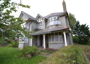Thumbnail 4 bed detached house for sale in Aberporth, Cardigan