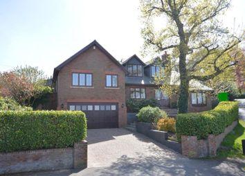 Thumbnail 4 bed detached house for sale in Highwood Road, Appleton, Warrington