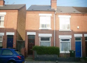 Thumbnail 3 bedroom end terrace house to rent in Westwood Road, Earlsdon, Coventry, West Midlands