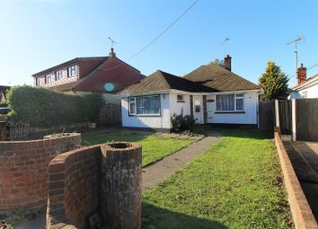 Thumbnail 2 bed detached bungalow for sale in Homefields Avenue, Benfleet