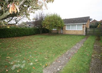 Thumbnail 2 bed detached bungalow for sale in Kerridges, East Harling, Norwich