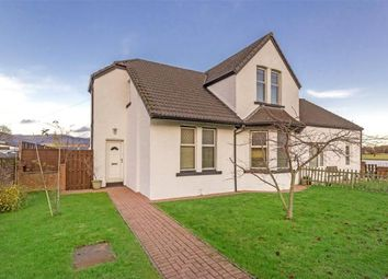 Thumbnail 4 bed semi-detached house for sale in Danskine Villa, Main Street, Fallin, Stirling