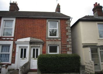 Thumbnail 2 bedroom end terrace house to rent in Fairview Road, Salisbury, Wiltshire