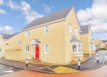 Thumbnail 3 bed detached house for sale in Clos Tyn Y Coed, Sarn, Bridgend .