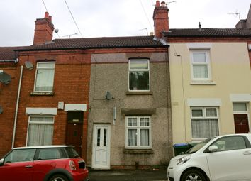 Thumbnail 3 bed terraced house for sale in 37 Leopold Road, Hillfields, Coventry