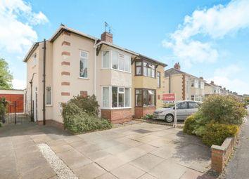 Thumbnail 3 bed semi-detached house for sale in Aldersley Avenue, Claregate, Wolverhampton