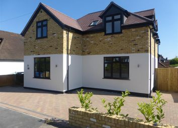 Thumbnail 4 bed detached house to rent in Alwyn Road, Maidenhead