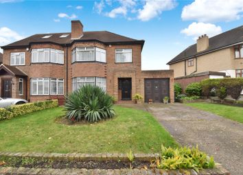 Thumbnail 3 bed semi-detached house for sale in Shepherds Lane, Dartford, Kent