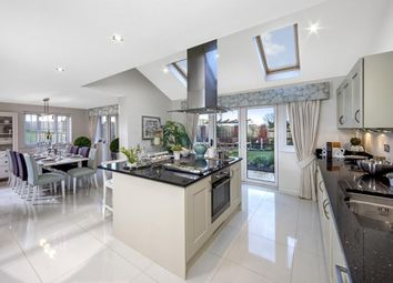 "Thumbnail 4 bed detached house for sale in ""Bowsmead"" at Holmes Road, Bishopdown, Salisbury"