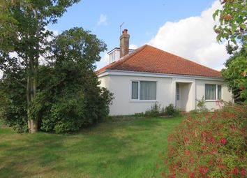 Thumbnail 3 bed bungalow for sale in Leys Lane, Attleborough