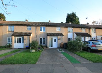 Thumbnail 3 bed terraced house for sale in Bedwell Crescent, Stevenage