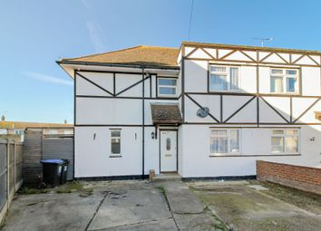 Thumbnail 3 bed semi-detached house for sale in Riversdale Road, Ramsgate