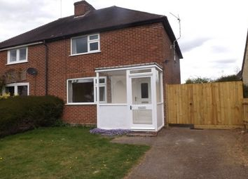Thumbnail 2 bedroom semi-detached house to rent in High Street, Barton, Cambridge