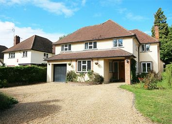 Thumbnail 5 bed detached house for sale in Rowney Gardens, Sawbridgeworth, Hertfordshire