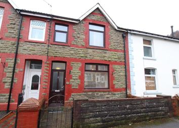 Thumbnail 3 bed terraced house for sale in Grove Street, Llanbradach, Caerphilly