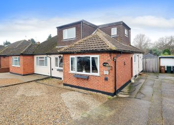 Thumbnail 4 bed bungalow for sale in Horley, Surrey