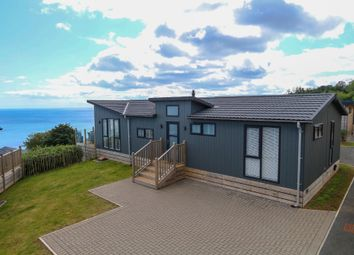 Thumbnail 3 bedroom lodge for sale in Torquay Road, Shaldon, Teignmouth