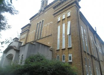 Thumbnail 1 bedroom flat to rent in Burrage Road, London