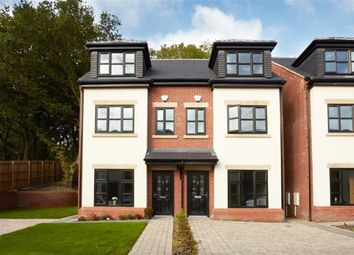 Thumbnail 4 bed semi-detached house for sale in Woodland Grange, Ellenbrook, Manchester