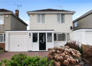 Thumbnail 3 bed link-detached house for sale in Mallon Dene, Rustington, Littlehampton
