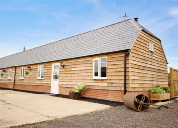 Thumbnail 1 bed end terrace house to rent in Bagmere Farm, Charney Bassett, Oxfordshire