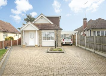 Chestfield Road, Chestfield, Whitstable CT5. 2 bed detached bungalow for sale